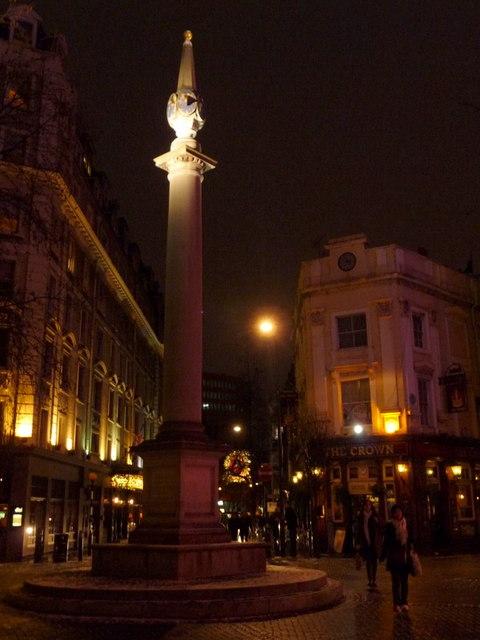 London: Seven Dials