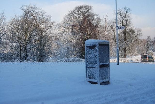 Telephone Box, A26