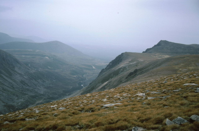 Slopes of Cairn Lochan