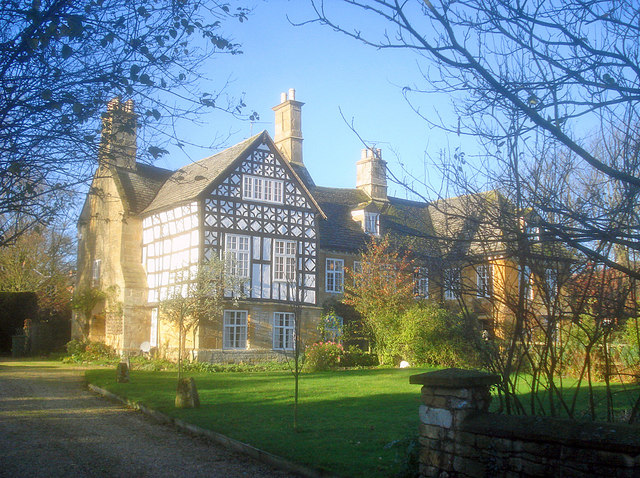 The Old Rectory at Dumbleton