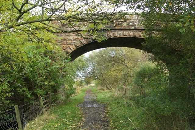 Bridge over the Strathkelvin Railway Path