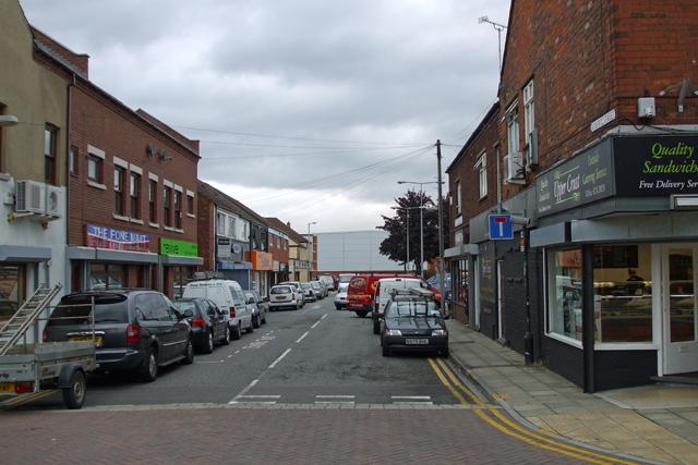 Robert Street, Scunthorpe