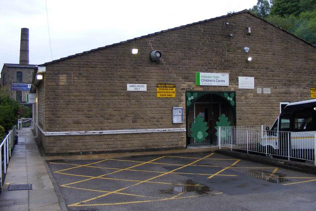 Hebden Vale Children's Centre