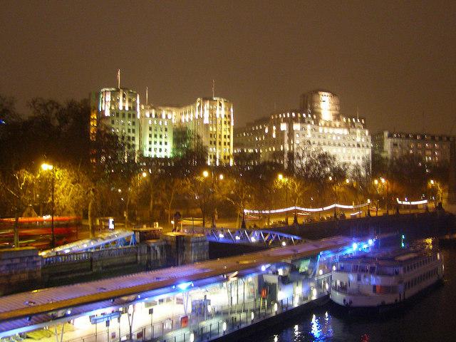 The Thames, Victoria Embankment