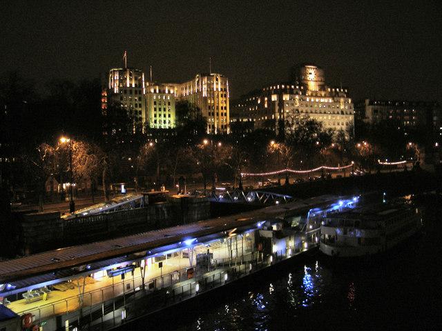 River Thames, Victoria Embankment