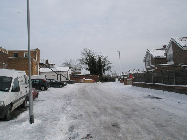 A treacherous Aldsworth Close