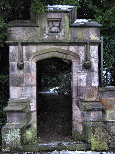 Gate to Grange
