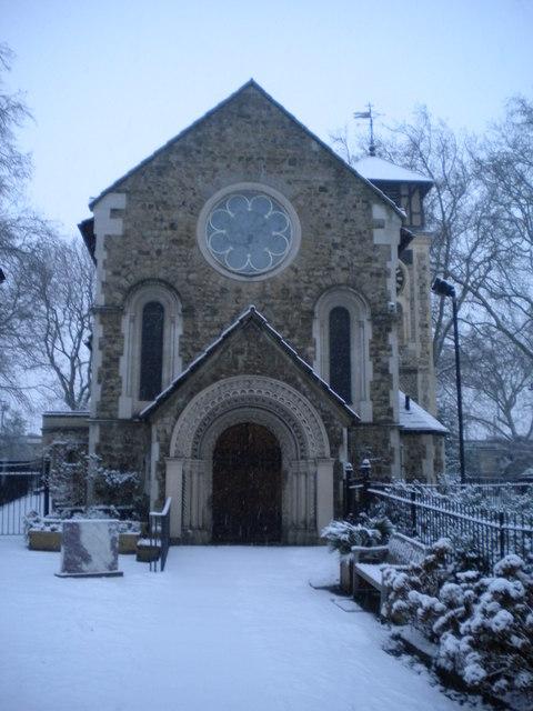 St Pancras Old Church, Pancras Road NW1
