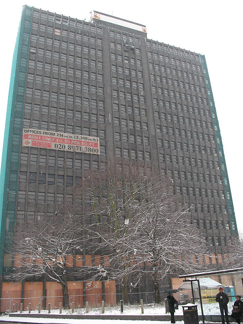 The Colliers Wood Tower