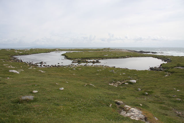 Small Loch on Àird an Rùnair