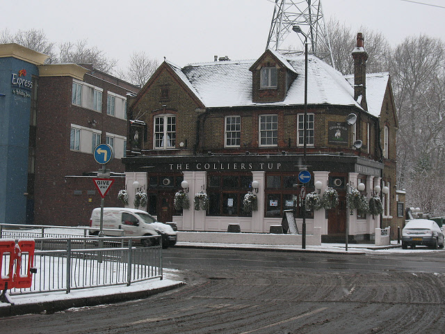 The Colliers Tup, Colliers Wood