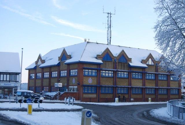 Tonbridge Police Station