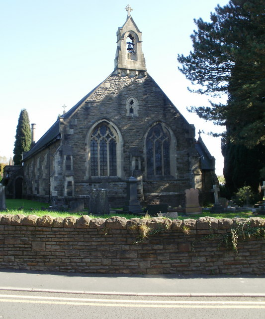 Church of St John Baptist, Rogerstone