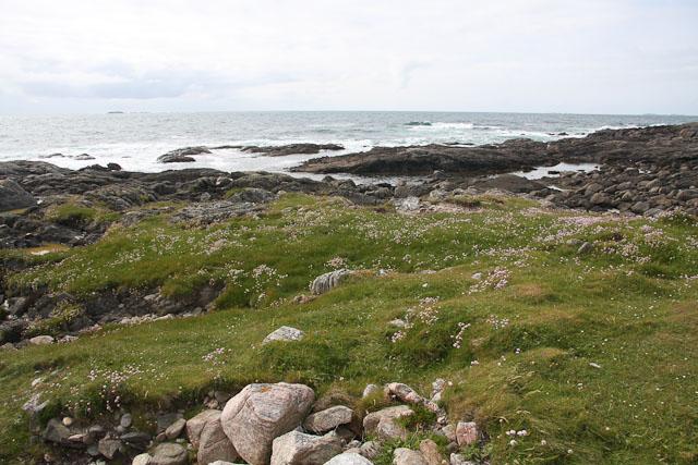 Coastline at Àird an Rùnair