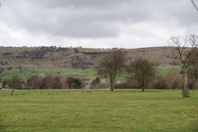 Fields near Great Longstone
