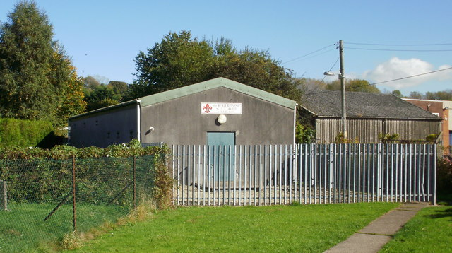 Scout Hut, 1st Rogerstone Scout Group