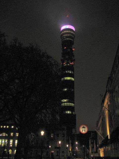 London Telecom Tower