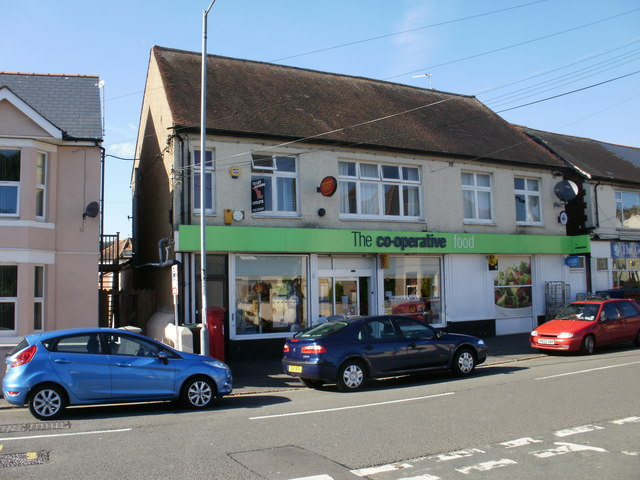 Rogerstone Post Office, Newport
