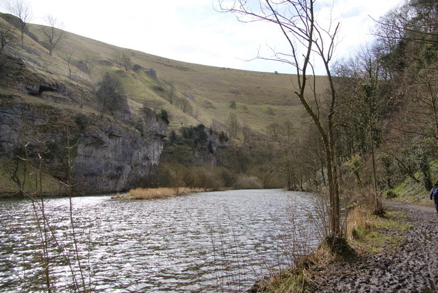 The River Wye in Miller's Dale