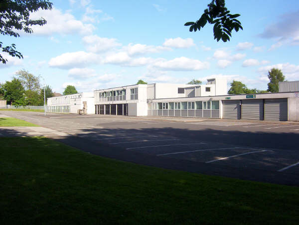 Bannerman High School, Baillieston