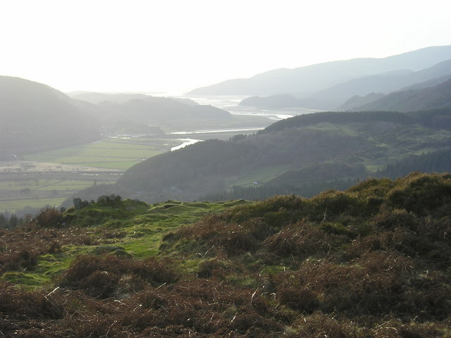 Snowdonia: Where the River meets the Sea