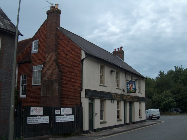 The Dorset Arms, Lewes - front view