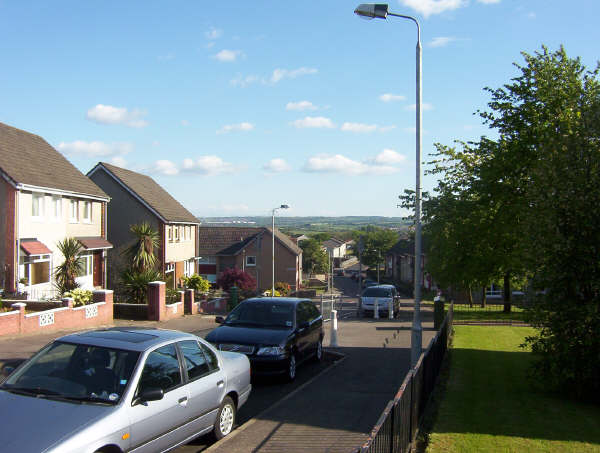 Baillieston, Beauly Road