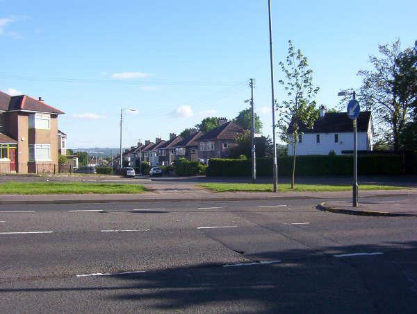 Baillieston, Ladyhill Drive