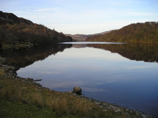 Snowdonia: Llyn Cynwch