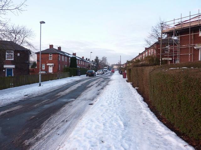Mona Road, Blackburn