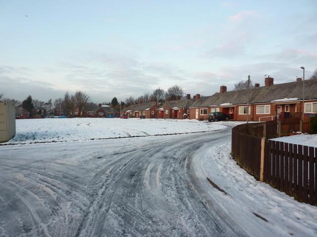 Bradda Road, Blackburn