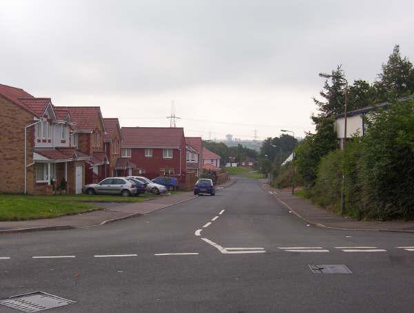 Baillieston, Station Road