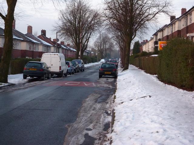Laxey Road, Blackburn