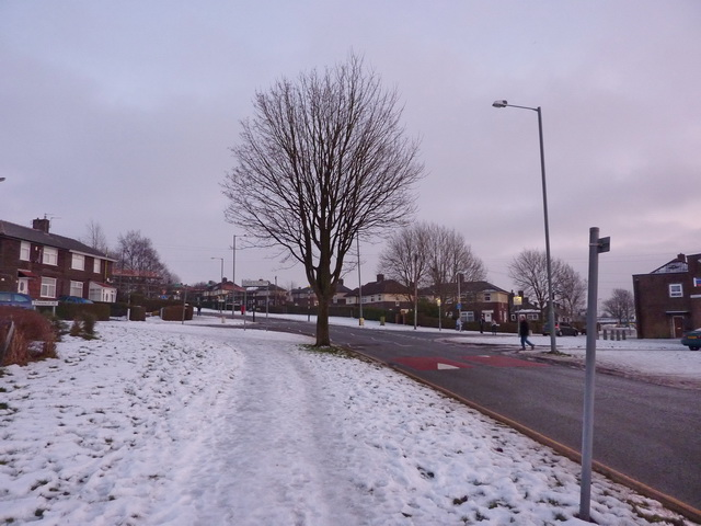 Manxman Road, Blackburn