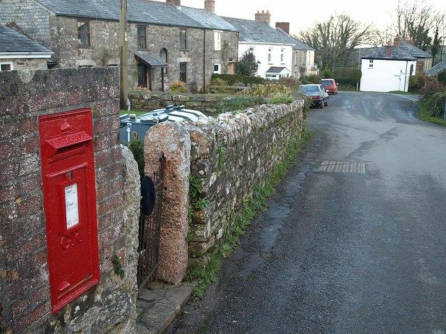 Postbox, Withiel
