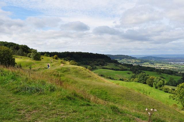 Birdlip hill