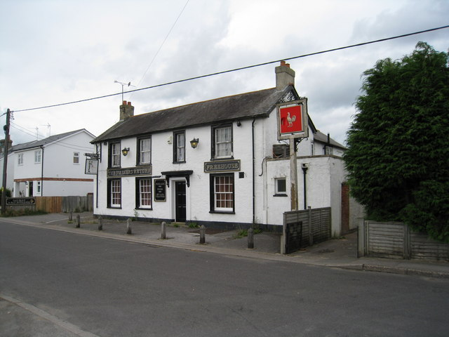 A vacant Freehouse