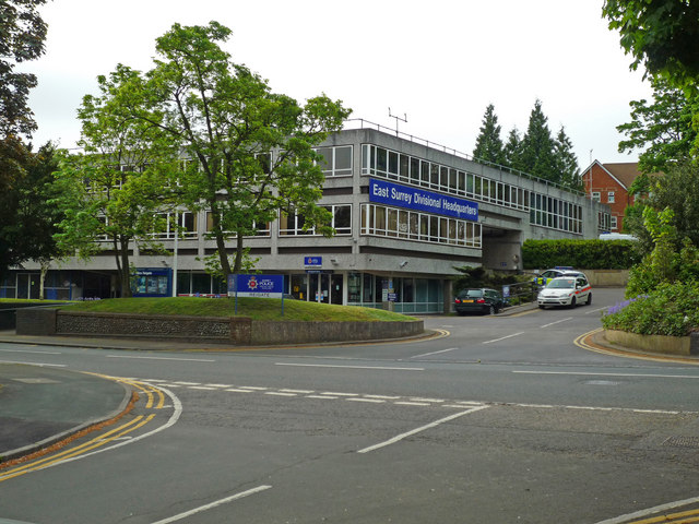 Reigate Police Station