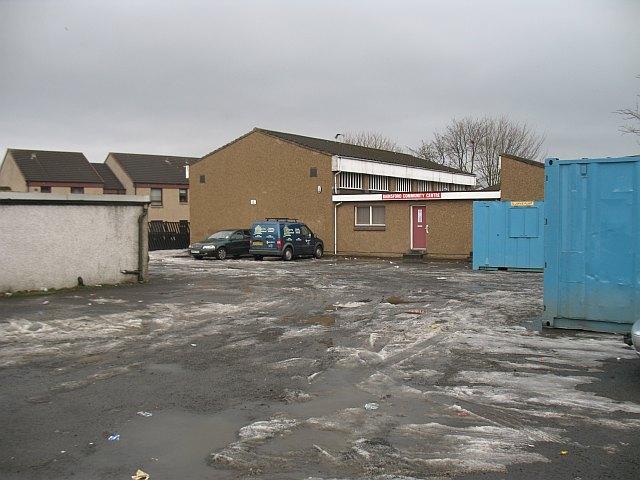 Bainsford Community Centre