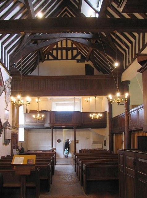 St George, Esher, Surrey - West end