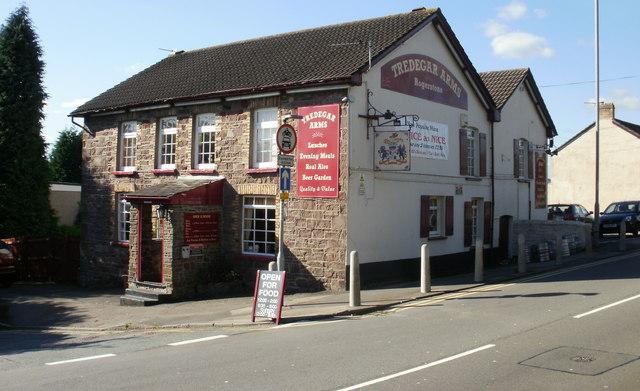 Tredegar Arms, Rogerstone