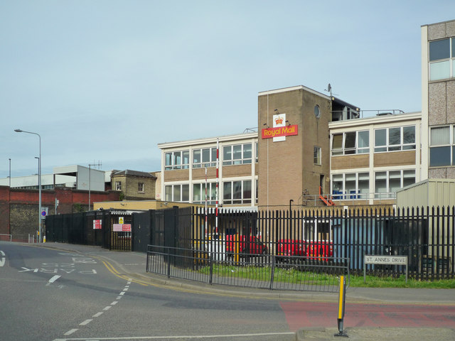 Redhill Sorting Office