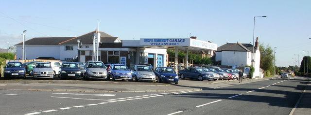 Cefn Smithy Garage, Rogerstone