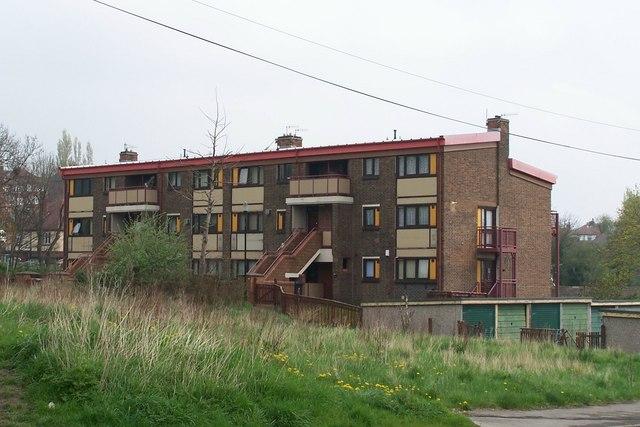 Housing, Fox Hill Crescent, Fox Hill, Sheffield - 1a