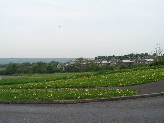 Fox Hill Estate, Fox Hill, Sheffield - 1