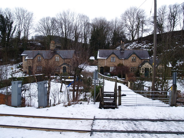 Quality Cottages on a Winter's Day