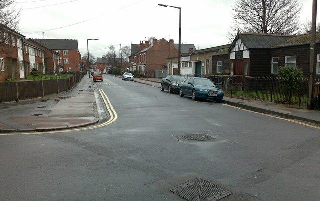 Broad Street, Long Eaton