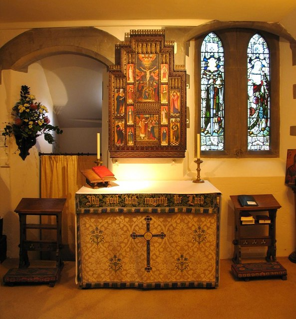 Christ Church, Esher, Surrey - Chapel