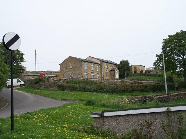 Edge Lane and Skew Hill Junction, Birley Edge, Sheffield