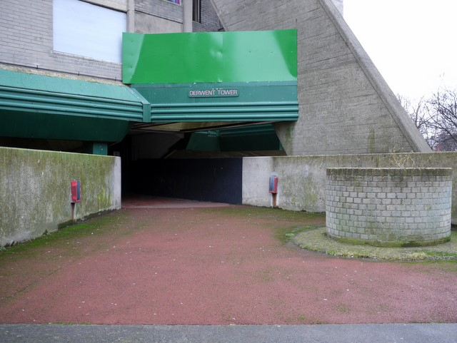 The Dunston Rocket (entrance)